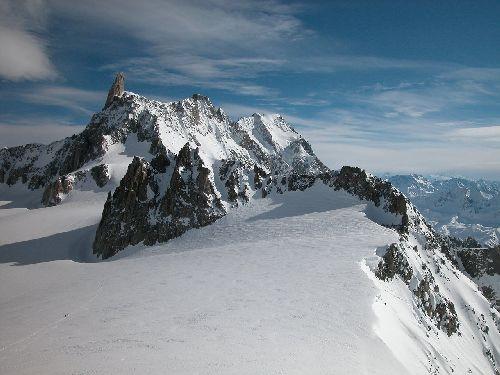 Где на карте находится горы альпы 155