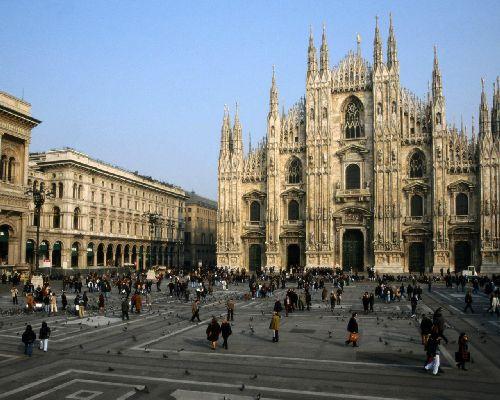 Милан столица моды и мировой фэшн