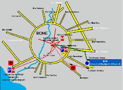 римского аэропорта