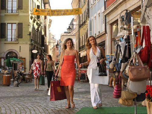 Шоппинг в италии магазины скидки