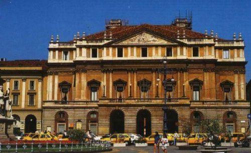 Коллекции музея - уникальные вещи мировых мастеров оперы и музыки