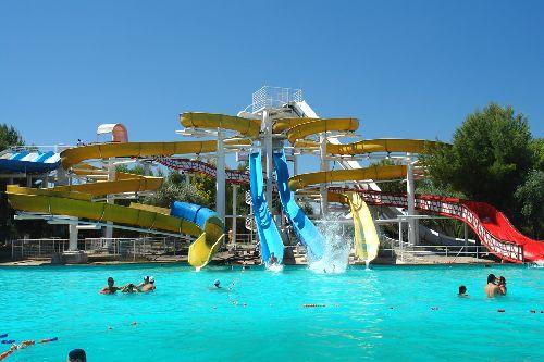 Аквапарк Бари - это не только водные развлечения, но и другие виды активного отдыха, а также мини зоопарк