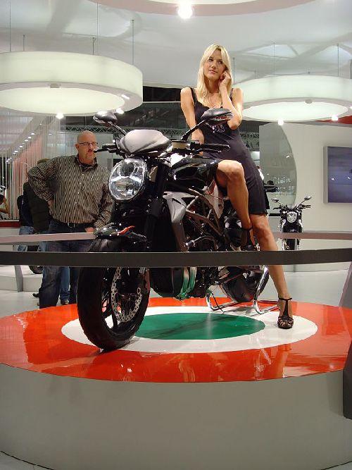 Международная выставка мотоспорта ''Eicma''