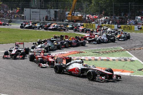 Гоночная трасса Монца принимает соревнования ''Формулы 1'' с 1920 года