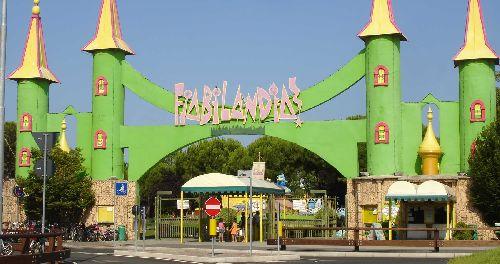 в Фьябиландии детей ждут более 30 веселых аттракционов!