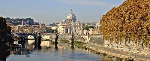 Осенняя погода в Риме по-особенному располагает к знакомству с этим вечным городом