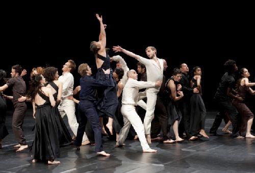 Театральное представление в ходе фестиваля ''RomaEuropa''