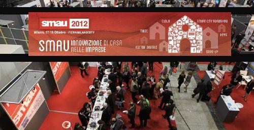 Ведущая итальянская выставка в области информационных и коммуникационных технологий ''Smau''