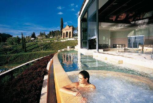 Спа и термальные курорты италии