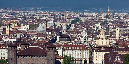 Турин - столица самого западного региона Пьемонт