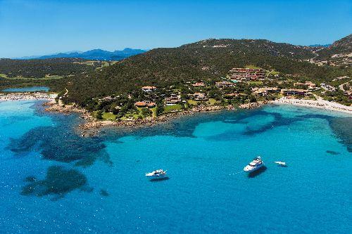 Большая часть Сардинии занята археологическими и природными заповедниками