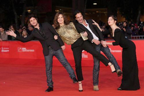 В ноябре в Рим на ''Festival Internazionale del Film di Roma'' стекаются известные актёры и деятели международного кинематографа