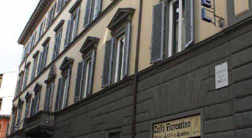 Здание отеля ''La Casa di Morfeo''