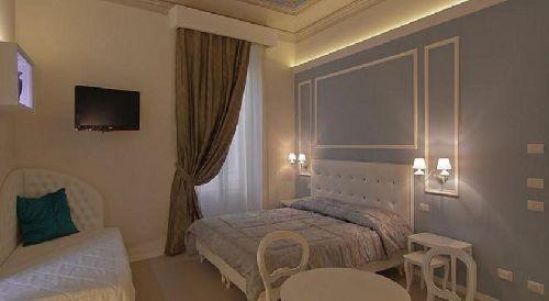 Уютный номер с допольнительным спальным местом