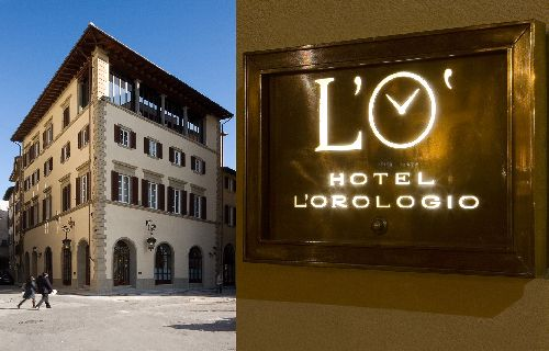 ''Hotel L'Orologio'' - бывший монастырь августинцев XIII века