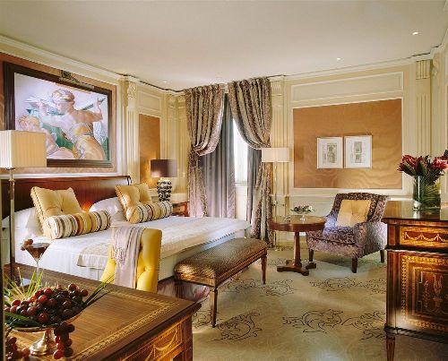 ''Hotel Principe Di Savoia'' рассчитан как для расслабленного отдыха, так и для бизнеса