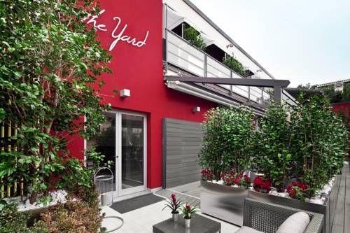 ''Yard Milano'' - небольшой, но очень функциональный отель