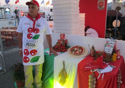 Во время данного фестиваля вы не только узнаете секреты приготовления настоящей пиццы, но и овладеете навыками поедания этого исконно итальянского блюда