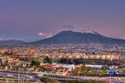Осень - одно из лучших времён года для посещения Неаполя