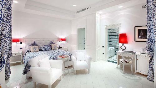 Роскошный люкс в отеле ''La Ciliegina Lifestyle Hotel''