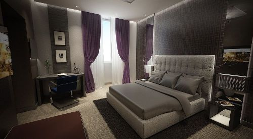 Роскошный люкс ''Hotel Condotti'' тянет как минимум на 4 звезды