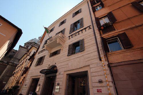 Отель ''Lunetta'' имеет выгодное местоположение