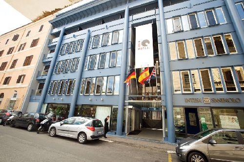 ''iQ Hotel Roma'' рассчитан как для расслабляющего отдыха, так и для бизнеса