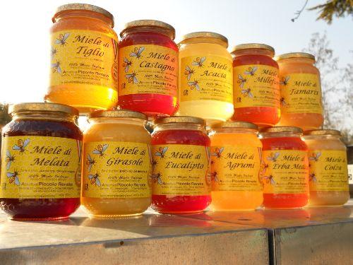 Оказавшись в Римини в первых числах месяца, не примените посетить ярмарку мёда!