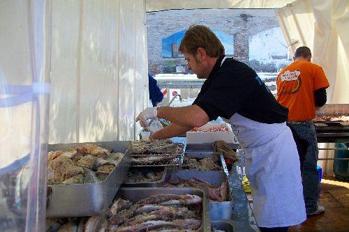Рыбный фестиваль ''Il Pesce fa Festa'' - уникальная возможность полакомиться морскими деликатесами, приготовленными профессиональными итальянскими шеф-поварами