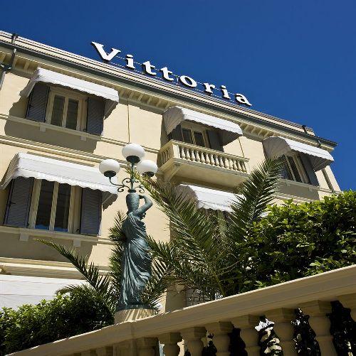 ''Hotel Vittoria'' - один из самых престижных отелей Римини