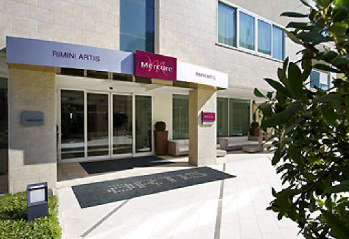 ''Mercure Rimini Artis'' - отель для тех, кто ценит комфорт и высокий уровень сервиса