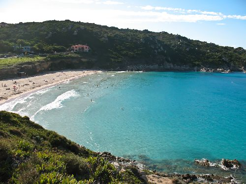 В первую неделю октября ещё есть шансы на полноценный пляжный отдых