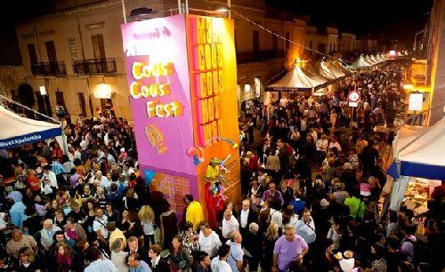 Судя по количеству собравшегося народа, фестиваль ''Сous-Сous'' пользуется огромной популярностью