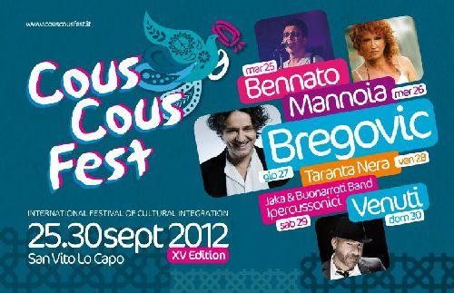 ''Cous Cous Fest'' - это вкусные блюда и отличная музыка!