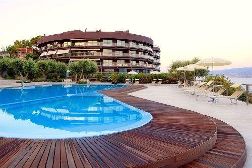 ''Eolian Milazzo'' - современный отель, расположенный в самом центре города