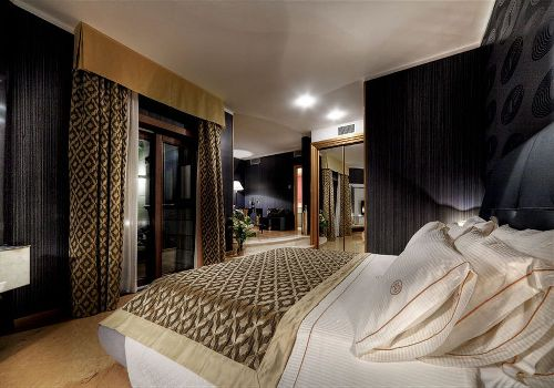 Один из номеров ''Grand Hotel Minareto''