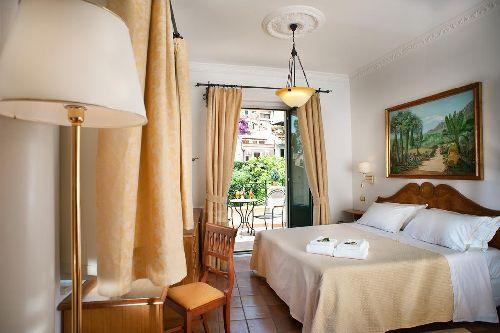 Номер в 3-звёздочном отеле ''Villa Schuler''