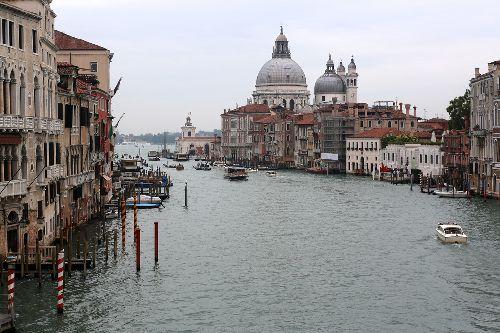 Октябрь в Венеции - ''переломный'' месяц, погода начинает заметно ухудшаться