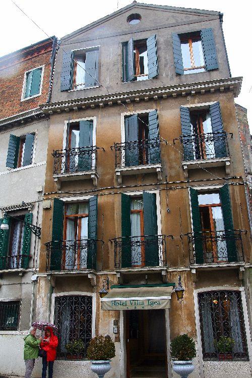 ''Hotel Villa Igea'' имеет небольшой номерной фонд
