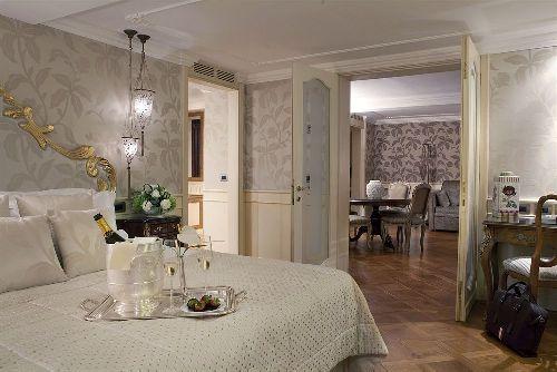 Роскошные апартаменты обеспечивают поистине королевский отдых