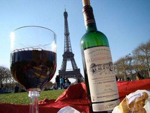 Во Франции производятся лучшие сорта Шардоне, Мерло, Совиньон, Бордо