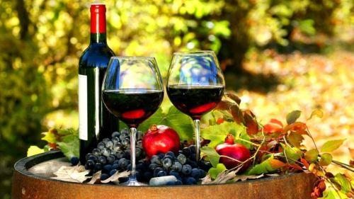 В Грузии великолепные красные и белые вина, сорта ркацители и саперави