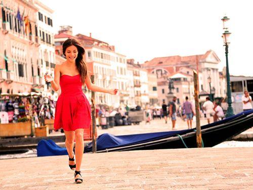 Венеция - еще одно популярное направление летом в Италии