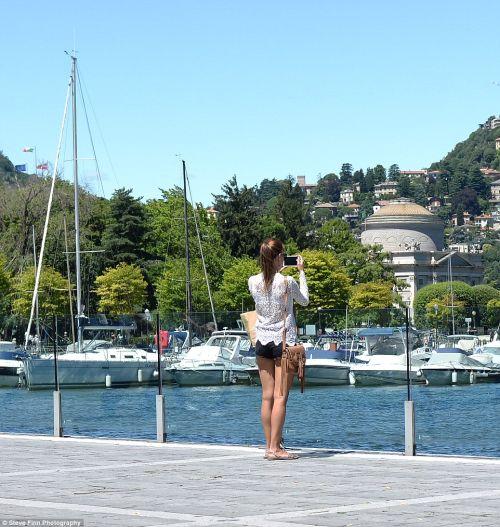 Озеро Комо - одни из самых любимых туристами озер Италии