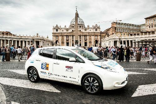 Будьте бдительны с таксистами в Риме!