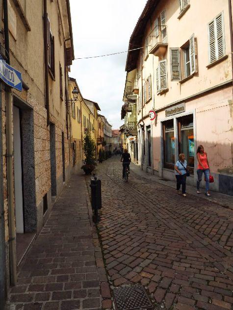 Уютные улочки старинного города Бра
