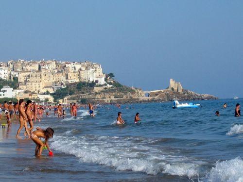 Сперлонга - отличный пляж, находящийся не так далеко от Рима