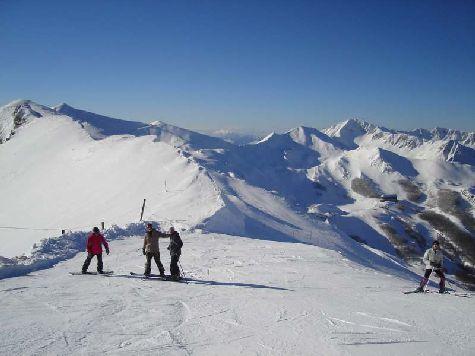 Абетоне - один из самых значительных горнолыжных курортов в Италии