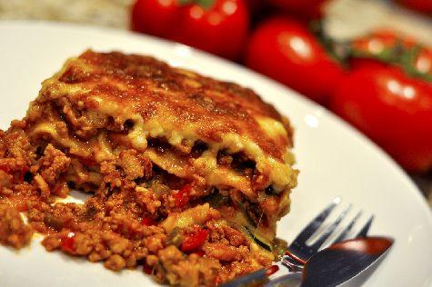 Да, да.. в Италии лазаньи бывают разные, есть и лазанья по-тоскански!