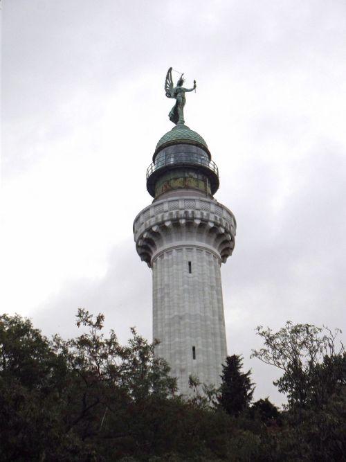 Маяк Победы в Триесте
